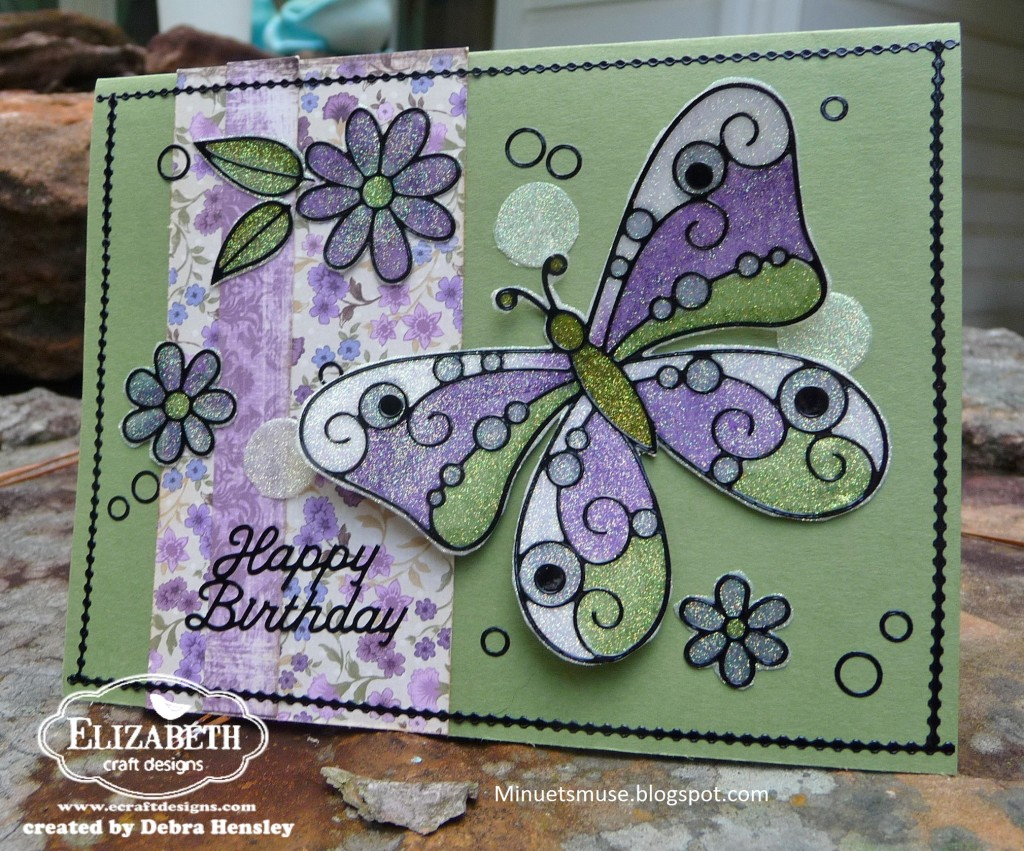 elizabeth craft designs june designer challenge